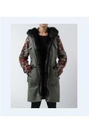 Parka mujer Project Foce...