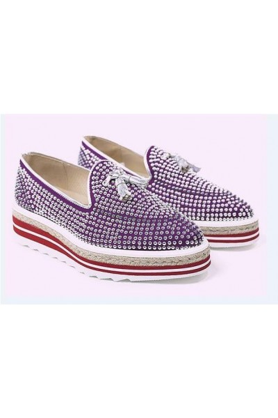 Oxford mujer Angel Infantes fucsia...
