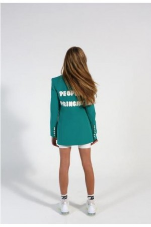 Blazer mujer U Do It verde...